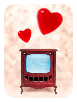 Fathers Day Trivia Quiz - a TV set